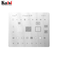 19 pcs full set IC Chip BGA Reballing Stencil Kits for iPhone XS MAX XR 8p 7 6s 6 SE 5S 5C 5 4S iPad high quality
