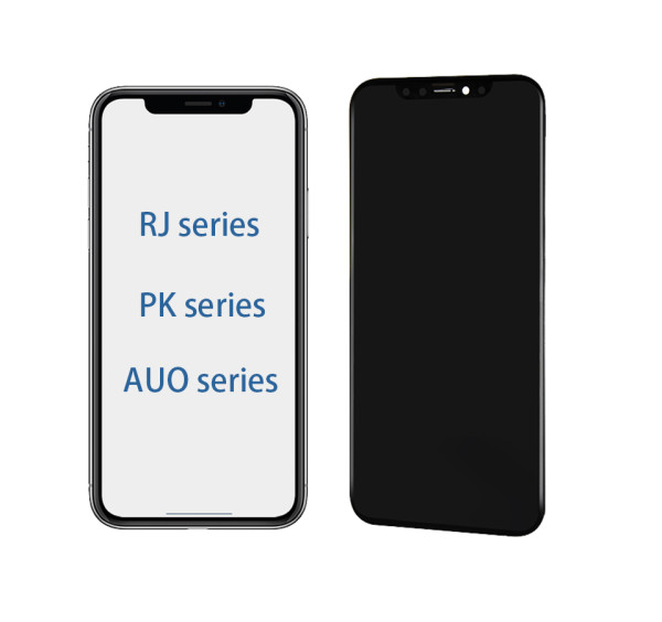 AUO PK RJ incell and TFT lcd for iphone X XS XR XS max 11 pro max lcd screen