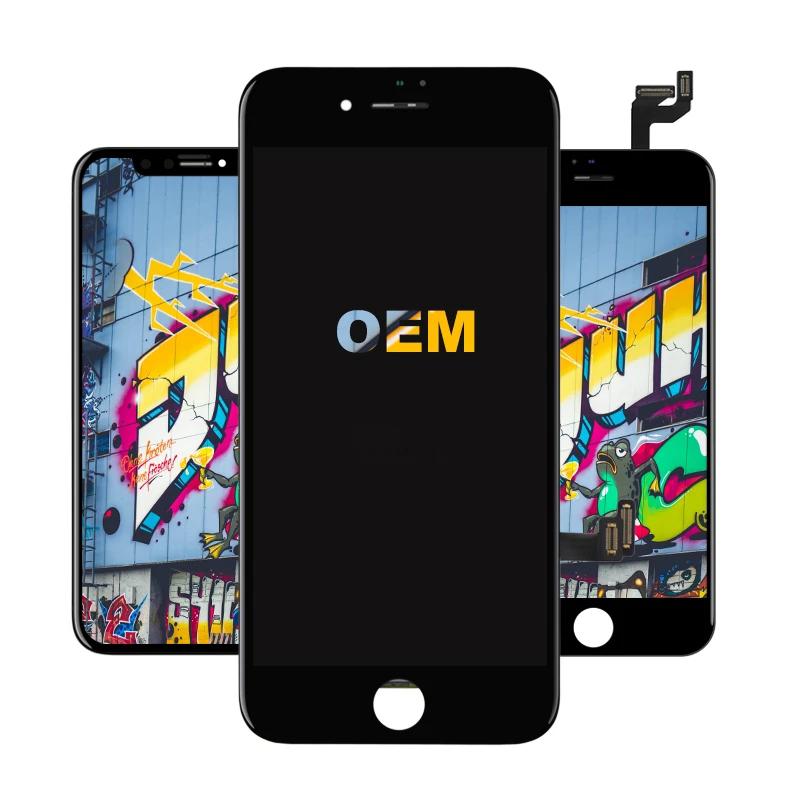 Original or OEM Replace for iphone 6g 6s 6splus 7plus 8plus lcd screen