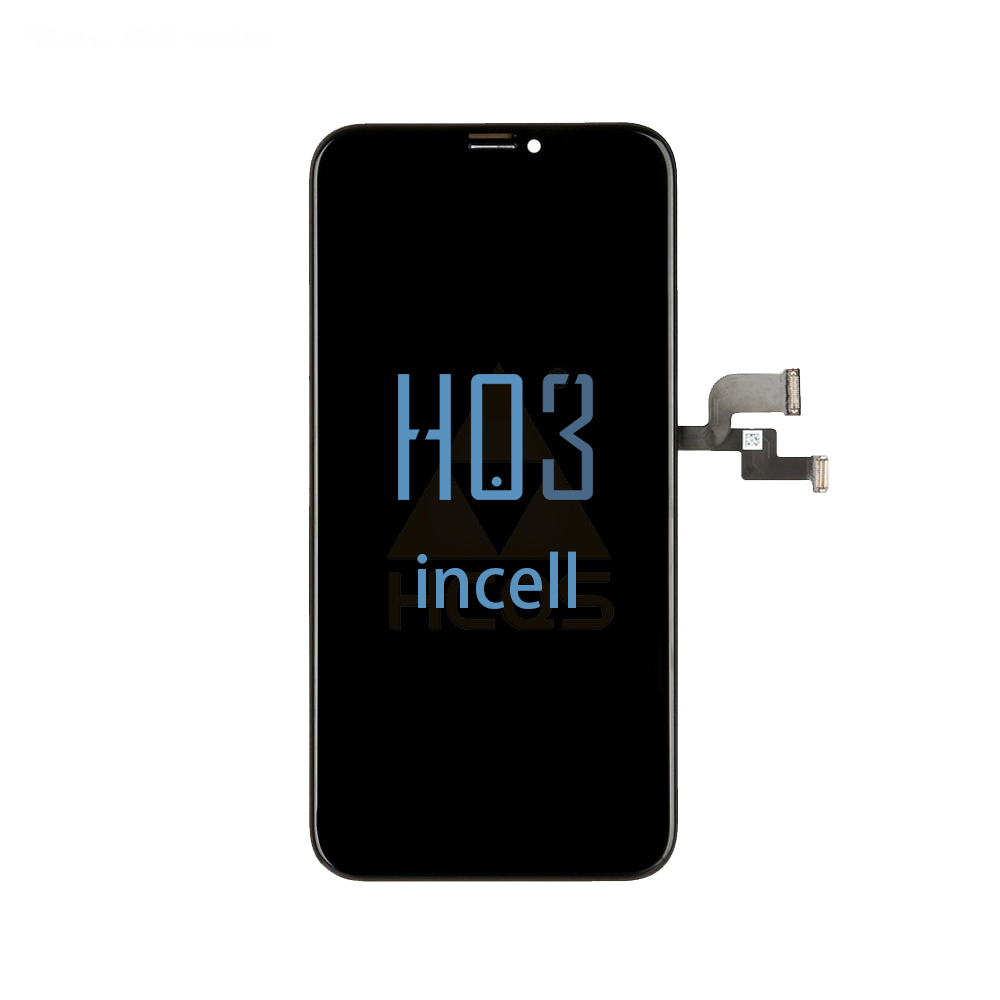 HO3 incell for iphone 6g 6s 6splus 7plus 8plus x xr xs max 11 pro max lcd screen