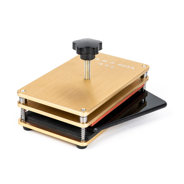 Pressure Holding Fixture Mold for iPhone XS XR XS MAX Frame Back Glass LCD Screen Fixed Holder Mobile Phone Repair tool