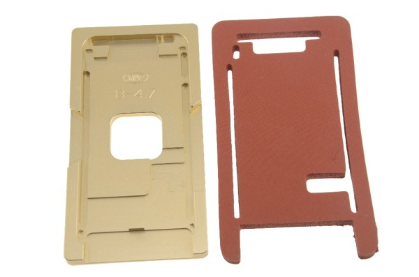 High Precision Lcd Screen Lamination Mould Positioning Alignment Laminator Mold+ Mat for iPhone