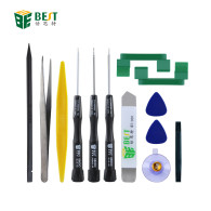 BEST 13  in 1 Spudger Pry Opening Tool Screwdriver Set Phone Repair Kit for iPhone X 8 7 6S 6 Plus Hand Tools Set