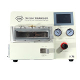 TBK 508A 5 in 1 LCD OCA curved screen glass vacuum laminating debubble machine for Samsung edge models