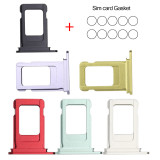 Card Tray Holder Slot Replacement Part For iphone 4G-12Pro Max Single & Dual SIM Adapter