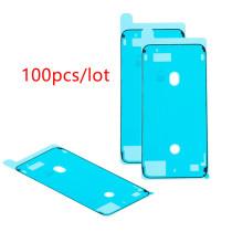 Waterproof Sticker for iPhone 6s 8 7 Plus X XR XS MAX 3M Adhesive Pre-Cut LCD Screen Frame Tape Repair Parts