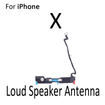 Speaker Signal Flex For iPhone 7G 8G 7 8Plus X XR XS Max lound Speaker Ringer Buzzer Signal Flex Cable Replacement
