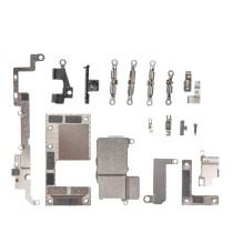 Full Inside Small Metal Holder Bracket Shield Plate Set Kit For iPhone XR XS 11 Pro Max 12 pro max 12 miniParts Accessories