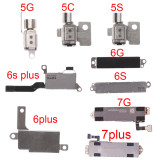 Tested Well Vibrator Vibration Flex cable For All model iPhone 6 6s 7 PLUS 4.7 &5.5  Motor Replacement Mobile Phone Part