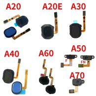 Home Button with Flex Assembly  For Samsung Note/A/J Series