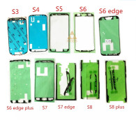 For Samsung Galaxy S6 S7 Edge Plus S9 S2 S3 S4 S5 S8 Plus Housing Frame Glue Adhesive Tape Sticker