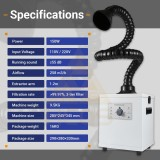 Fume Extractor for Mobile Phone Repair / Soldering and Refurbish