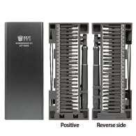 50 in 1 Precision Magnetic Screwdriver Set Repair Kit with Alloy Case Multi-Tool Hand Tools Set Repair Phone Watch