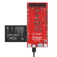 Qianli MEGA-IDEA ICharger Battery Activation Detection Board for IPhone 6 7 8 P X XS 11 Pro Max Samsung HUAWEI Charging Tester