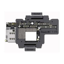 QIANLI ISocket For iphone x xs xsmax 11 11pro promax motherboard test fixture For phone double-deck motherboard Function Tester