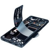 Qianli Stainless Steel Card LCD Screen Opening Tools for Curved Screen Disassemble Tool Phone Repair Tools