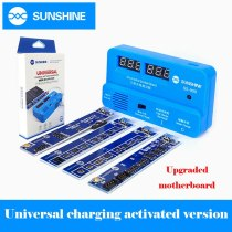 SUNSHINE SS-909 Universal Battery Activation Charge Board for iphone xiaomi Samsung Huawei ipad Phone Repair Test Board Tools