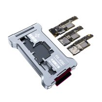 Latest 3 in 1 Double Motherboard Tester For iPhone X Xs Xsmax 11 11PRO Max Motherboard Layered Test Frame