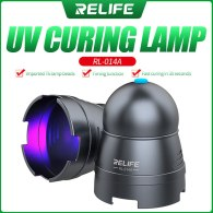 RELIFE RL-014A High-Efficiency T6 Headlamp Bead UV Curing Lamp Is Used For Green Oil Resin Glue And Fluorescence Detection