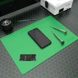 The Newest 2uul mobile phone repair workbench mat is heat-resistant heat-insulating and anti-static for mobile phone repair