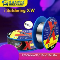 MECHANIC 40g Lead-free Environmental protection low temperature 138 degrees Celsius solder wire for iPhone X XS XSM XR Repair