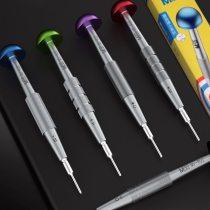 SAYTL High Precision 3D Screwdriver Set Anti-Rust Anti-Slip iThor Upmarket Repair Tools for iPhone Samsung Repair Hand Tool Kit
