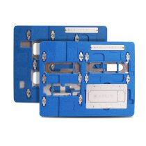 MJ K29 K30 Motherboard Holder Fixture With BGA Reballing Stencil for IPhone 11 11PRO PRO MAX Soldering Repair Tools