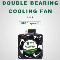 The Newest BST-492 Repair Cooling Fan Radiator Cooling Fan Is Suitable For Mobile Phone Repair And Computer Cooling Tool