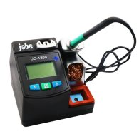 JABE UD1200 Original Precision Intelligent Lead-Free Soldering Station 2.5S Rapid Heating Iron Kit For Mobile Repair