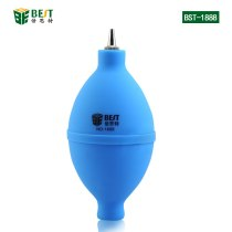 BST-1888 mini Universal Dust Blower Cleaner Rubber Air Blower Pump Dust Cleaner DSLR Lens Cleaning Tool