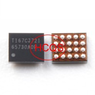 65730AOP 65730 For iPhone 5S/5C/6/6 plus U1501 6S/6SP U4000 7/7Plus U3703 LCD Display IC Chestnut chip 20 pins