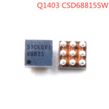 Original Q1403 CSD68815W15 For iPhone 6 /6plus/6 plus 68815 6P USB charger 5S Q4 charging chip 9 pins power supply IC