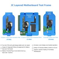 JC Logic Board Layed Testing Fixture  motherboard layered test stand  for iphone x xs motherboard repair tool