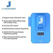 JC Pro1000S PCIE NAND Programmer JC P8 P7 for IP 7 7P 8 8P X XSMAX XR iPad PRO Read Write Error Test Fixture