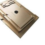 Aluminum Alloy Aligning Mould  LCD Glue OCA Alignment Mold  for For iPad mini/ iPad 6/ iPad pro 12.9/ 10.5 /9.7