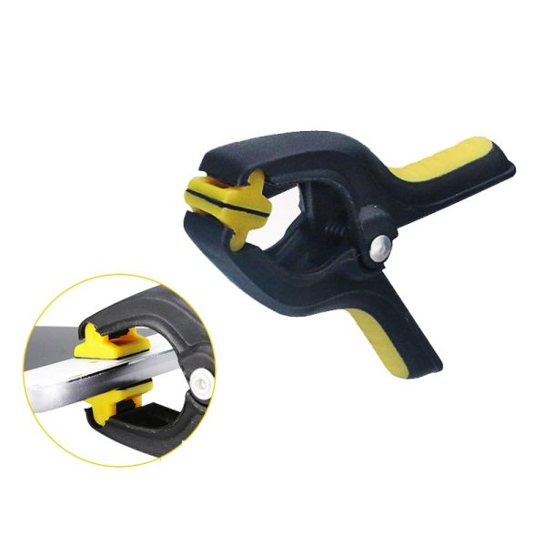 Phone Screen Fastening Clamp Plastic Clip Fixture Holding Screen Tools