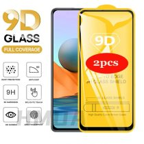 9D Full Cover Glass For Redmi Note 9s 8 9 10 pro  glass Screen Protector for Redmi Note 7 7pro 9pro note 10 glass