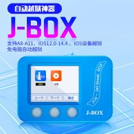 Jail Break Box J-BOX For Bypass ID and Icloud Password On IOS Device PC Free/ Query Wi-Fi Address/Bluetooth Address