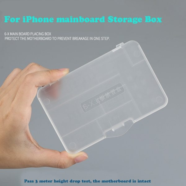 Mobile Phone Motherboard Storage Protection Box Anti Break Protection Logic Board Chip For iPhone 6SP7/7P/8/X