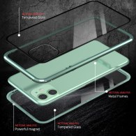 Privacy Magnetic Case For Iphone 11 Pro Max 8 7 6 Plus Double Sided Glass 360 Full Protector For Iphone X Xs Xr Cover
