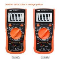 VICTOR VC890C+VC890D Digital Multimeter True RMS capacitor 2000uF 20A AC DC Voltage Current capacitance Tester Meter Backlight