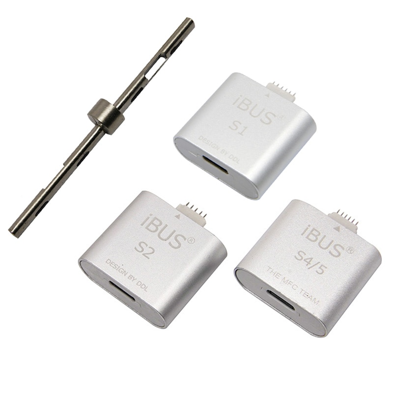 iBUS S1 S2 iBUS S4/S5 date cable adapter Restore & Repair Support for Apple Watch Series 1/2/3/4/5 38 mm 42 mm, 40mm 44mm