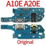 Original USB Charger Charging Port Connector Board Dock Flex Cable For Samsung Galaxy A20E A202 SM-A202F A10E A102 A102U
