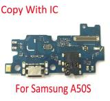 USB Charger Board Charging Dock Port Connector Flex Cable For Samsung A10S A20S A30S A50S A107 A207 A307 A507