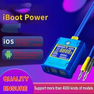 Mechanic iBoot Box DC Power Supply Test Cable Intelligent Digital Control Boot Kits For iPhone Android Phone Motherboard Repair