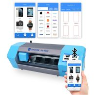 SS-890C Sunshine Auto Film Cutting Machine For iPhone iPad Tablet Front Back Protect Film Cut Tool