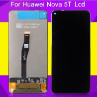 HH YAL-L21 LCD For Huawei NOVA 5T Display With Touch Screen YAL-L61 YAL-L71 YAL-L61D Digitizer Assembly With Tools
