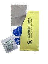 200PCS Camera Lens Phone LCD Screen Dust Removal Tool Dry Wet Cleaning Wipes Paper Set for iPhone Sumsung Computer