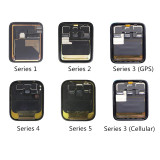iWatch screen LCD Display OLED Assembly 38mm series 1 2 3GPS /40mm series 4 5 6/42mm series 1 2 3 GPS/44mm series 4 5 6