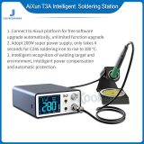 JC AIXUN T3A Intelligent Soldering Station Support T12/T245/936 Series Handle Soldering Iron Tips Electric Welding Iron Station